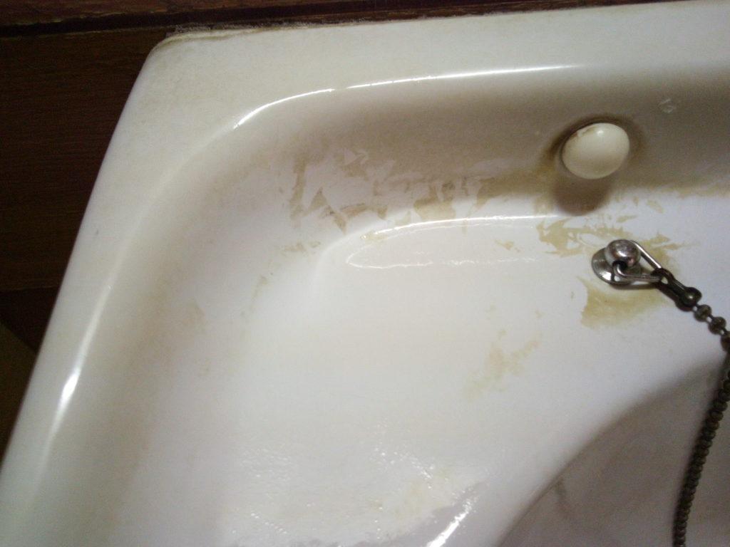 手洗い水垢4