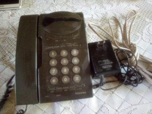 捨てた電話